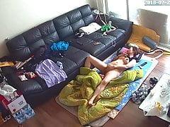0013-02. Asian girls masturbation