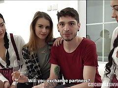 Czech Orgy HD