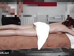 The real massage, hidden camera